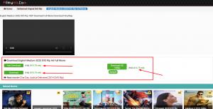 movie downloading website