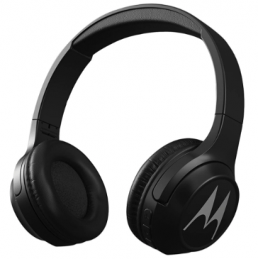Motorola Escape 210 Over-Ear Bluetooth Headphones