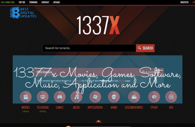 13377x Movies - Bestdigitalupdates.com