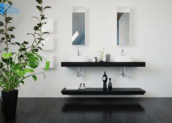 Wall-Hung and Floor-Mounted Vanities