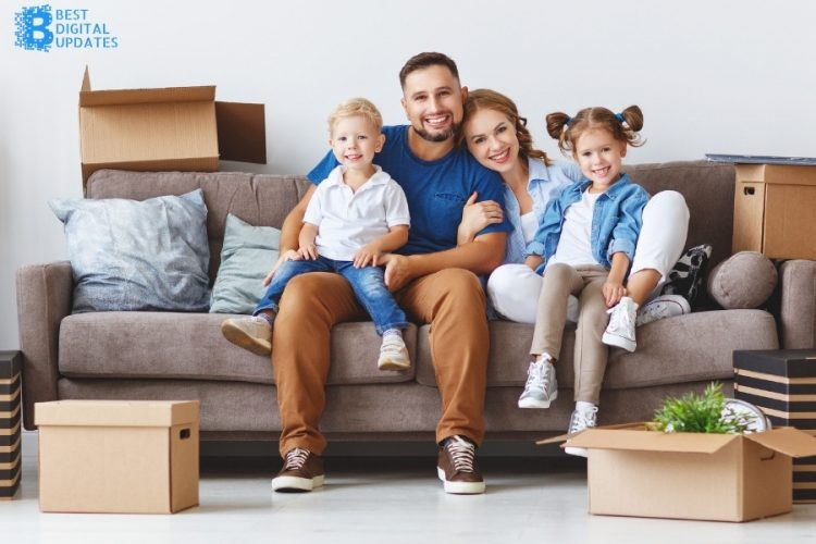 Moving House with Kids Made Easy