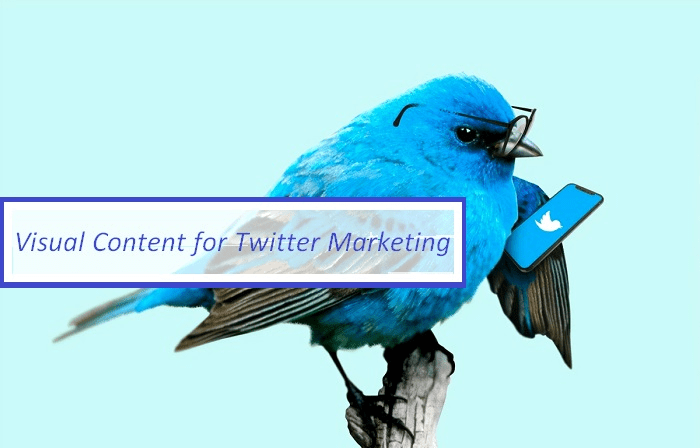 Share relevant and visual content